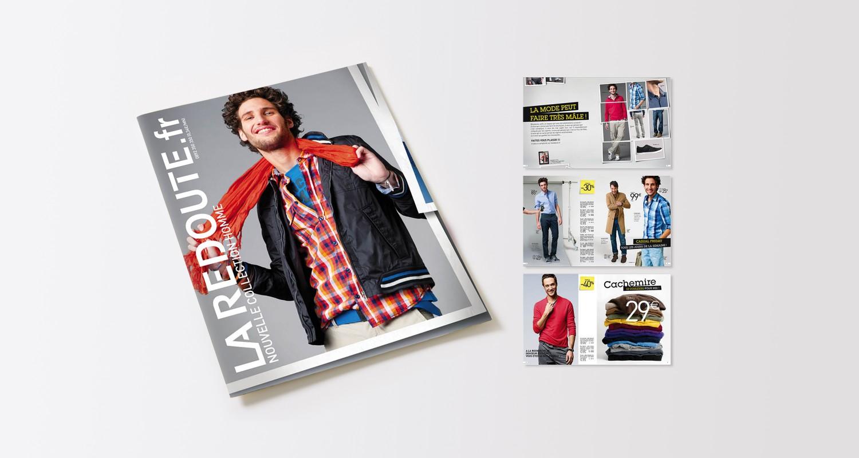 catalogue la redoute gratuit. great concept catalogue redoute france