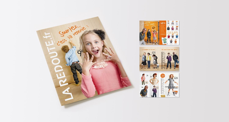 mailing redoute marketing web « barnum